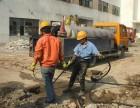 江阴市各大中小型工厂商场管道清洗清淤