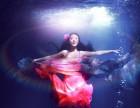 尚视觉专业水下婚纱摄影