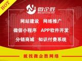 南阳企业网站建设推广做,就来微企胜网络