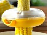 新款圆形剥玉米刨创意玉米粒分离器 剥玉米粒器批发 105
