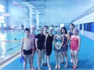 牛佳惠游泳培训 女教练 双证 开设成人课程