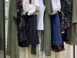 2021春夏装歌莉娅品牌折扣女装走份 茵曼女装库存尾货批发