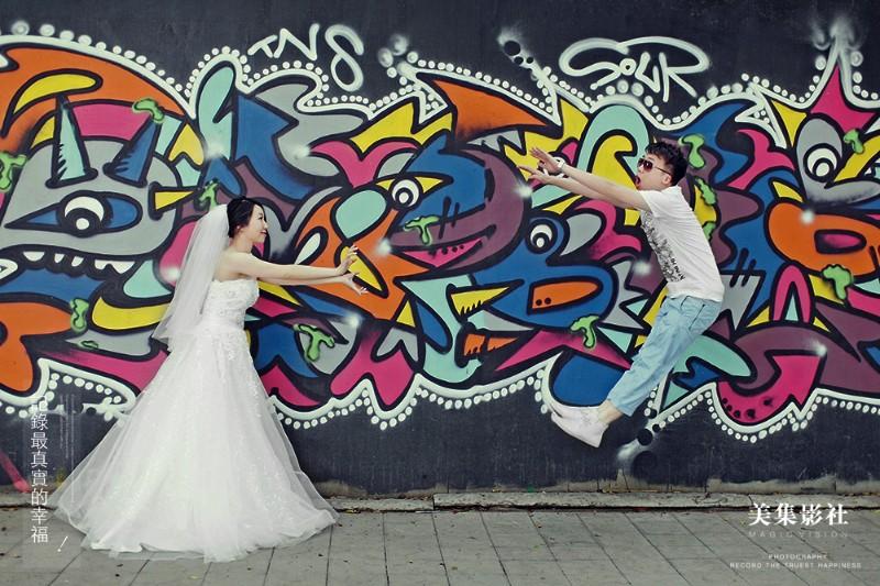 中山婚纱摄影什么样的拍摄风格吸引人