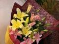 '杭州鲜花店'生日订花,开业花篮