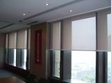 南昌办公室窗帘写字楼窗帘电动天棚帘