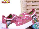 一休2015春季新款儿童帆布鞋男童女童鞋韩版潮板鞋单鞋低帮学生