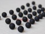 汉升品牌密封圈 进口黑色6.25mm实心硅胶球 耐压耐磨
