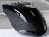 高品质 礼品无线鼠标 2.4G无线鼠标 激光鼠标 雷柏7300无