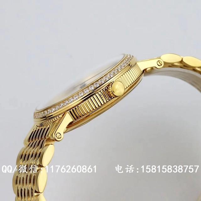 精仿名表一比一复刻宝玑手表Classique系列自动机械男表