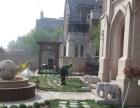 为别墅庭院、厂区及酒店提供专业养护服务