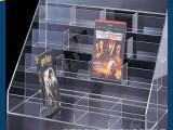 批发多层亚克力展示架 亚克力杂志展示架 有机玻璃展示架