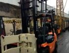 二手杭州、合力叉车、3吨柴油机叉车、单位闲置二手叉车专卖
