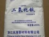 浙江京海厂家供应食品级二氧化钛