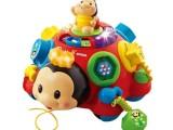 儿童益智玩具1-3岁优代奇趣欢乐瓢虫宝宝声光益智儿童早教玩具