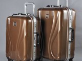 PC拉杆箱铝框旅行箱行李箱子万向轮飞机轮20寸24寸批发零售代发