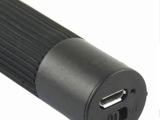 厂家直销蓝牙自拍杆尾插配件外壳无线遥控自拍器开关USB整套胶件