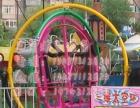 三星儿童游乐设备三维太空环批发价