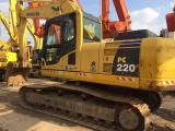 洛阳二手挖掘机小松200-8和220-8和240-8和360