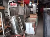 洛阳二手饭店设备回收 洛阳二手饭店用品回收