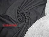 供应硫化染料棉弹毛圈布 靛蓝针织牛仔布