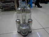 【库存供应】各种组装玻璃调味瓶,食品包装容器 玻璃瓶