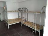 合肥批发高低上下铺床厂家直销工地宿舍床双层床