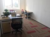 出租精装办公室,可单独租工位虚拟注册,拎包办公,按日起租