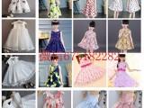 承德童装女童连衣裙夏装2018新款韩版儿童公主裙女孩裙子