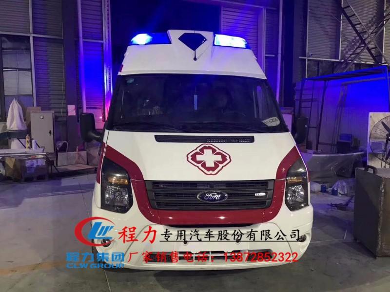 国五新款救护车价格