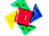 大号旋变积木桌面益智拼插玩具幼儿园专用塑料积木 早教儿童玩具