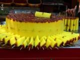 桂花糕制作教学 包教包会 短期技术培训班