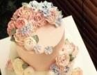 翻糖蛋糕diy裱花设计