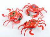 益智儿童拉线玩具 夜市地摊热卖低碳环保 拉线螃蟹厂家直销