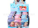 厂家直销 12个庄可爱卡通迷糊娃娃芭比女孩玩具 创意小礼品批发
