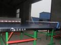 折叠式乒乓球台厂家 湖南郴州乒乓球台报价 乒乓球台图片