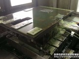 卧式CNC加工 机床底座平板铸件数控镗床机械加工