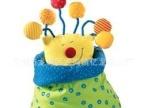 厂家加工生产毛绒动物玩具 小熊布袋 时尚