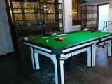 常年销售台球桌高价回收拆装换布回收各种款式台球桌美式花式斯诺克