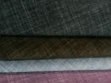厂家直销高档加厚加密细麻沙发布料亚麻沙发面料多色可选现货批发