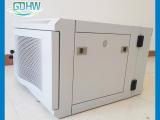 4U标准网吧用机柜 可定制专业的壁挂式双结构网络交换机挂墙柜