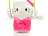 3025发条玩具 跳绳猫 儿童玩具 地摊新奇  创意小玩具批发.