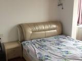上河国际公寓一室两厅有2个新床铺精装房出租上河国际公寓