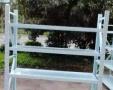 泉州玻璃展柜柜台槽板挂钩展架,泉州仓库轻中重型货架