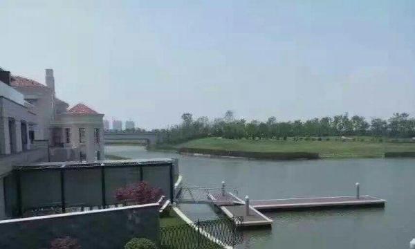 绿地长岛 上海后花园 宜资宜居地铁19号线延伸段