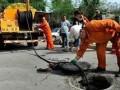 合肥雨污管网箱涵明渠高压清洗疏通及专车吸粪抽泥浆
