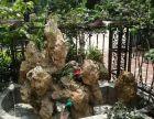 成都双流华阳高新区私家花园 假山设计施工 绿化养护