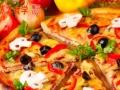 披萨,寿司,韩国烤肉加盟 西餐 拉丝披萨,手工披萨