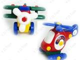 益智动手组装玩具-拆装飞机~直升机amp滑翔机 拆装玩具 淘宝热