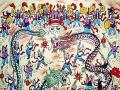 民间艺术画 民间艺术画诚邀加盟