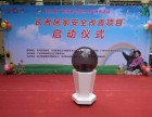 现货出售启动球展览开幕式翅膀启动球开工推杆画轴